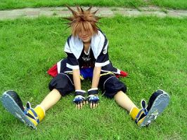 Sora cosplay 2 by S2En-JayS2