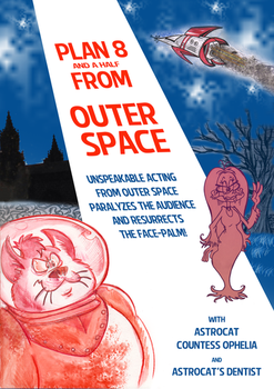 Plan 8 and a half From Outer Space by Granitoons