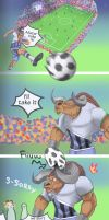 World cup on League of Legends by HolyElfGirl