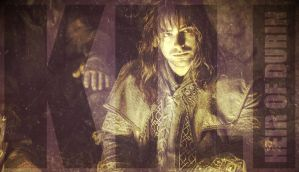 Kili of Durin by AOnceToldStory