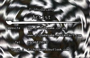 business card : business Card 2014 by darshan2good