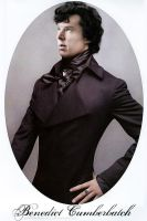 Benedict Cumberbatch by AnnaProvidence