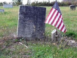 Livermore Grave by MorganCG
