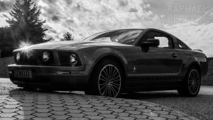 Ford Mustang by Tyc01101