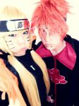Naruko nd Pain Cosplay by NekitaKemp