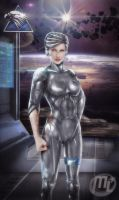 SteelHeart from Silverhawks by Maryneim
