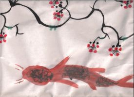 A Chinese Painting by DRAGONLOVER101040