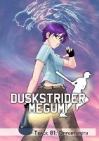 Duskstrider Webcomic Cover Ep1 by GenjiLim