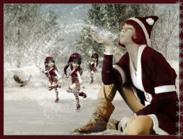 Merry Christmas... by arite