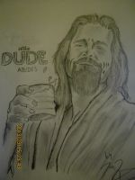 THE DUDE ABIDES by RaMsAycfc67