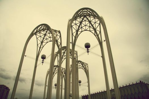 Arches by Robowan