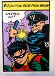 Robin Knocked Out Again  By Captainadam33-d7tbhm6 by spandexsleuth