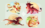 [CLOSED] Autumnal Snap Children~ by RoyalNoir