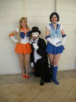 With Tuxedo Mask by tangibletenacity