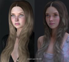 Smile - Versions 1 and 2 by wuruhi