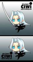chibi way-Sephiroth by DYKC