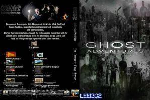 My Ghost Adventures Cover Art by lee13022