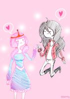 Bubbline by hazardbunny