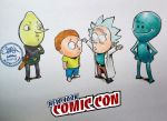 Nycc-13 - Voiced by Justin Roiland by theCHAMBA