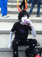 Shutocon 2012: Gamzee 2 by BigAl2k6