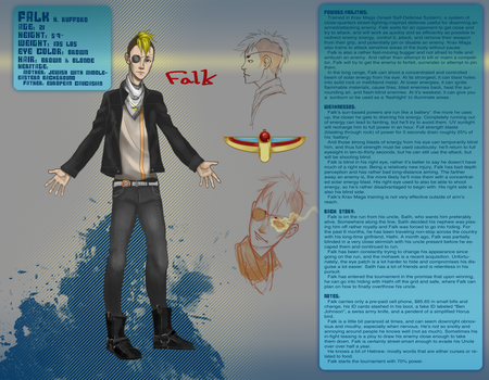Falk Character Sheet Detailed by Anceylee-Star