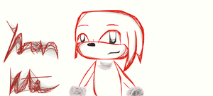 Knuckles: Yarn by Guan-pued