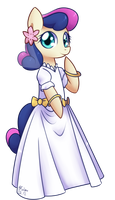 Wedding Dress - Bonbon by Bukoya-Star