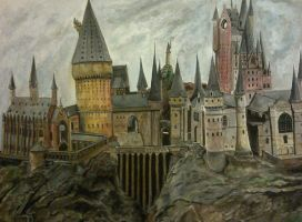 Hogwarts by Pictaview