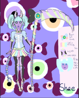 Shae lazy ref by King-Poutine