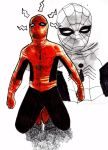 spidey by captainrosteck