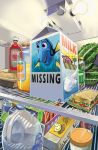 Finding Nemo Cover Issue 2 by lazesummerstone