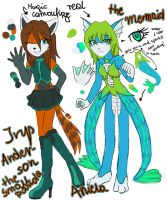 .::REF::. Irys Anderson by AngelSoleil21