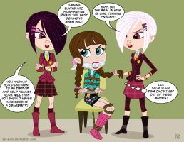Blythe the Diva by Yes-I-DiD