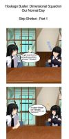 Houkago Buster - Normal Day #4 by heyn327