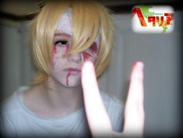 HetOni How many fingers!?! by SEcosplay