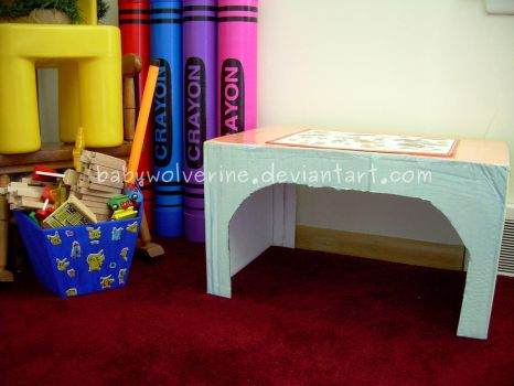 Upcycling for the Nursery by BabyWolverine