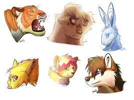 Another batch of requests by kwinzilla