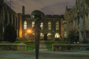 Hart House Courtyard by vmulligan