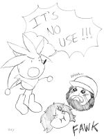 IT'S NO USE by soggycereal