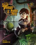 SSnPP Issue 5 cover by 47ness