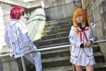 Vampire Knight: Rima and Shiki 2 by artemo-chan