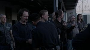 Sons of Anarchy: Episode 02 -  Authority Vested by EnkiduTheRevelator