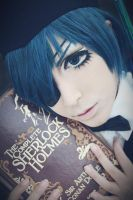 Ciel Phantomhive Black Butler  by GreeniiCosplay