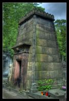 HDR - Grave I by adamsik