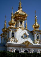 Peterhof by Akuma-chy