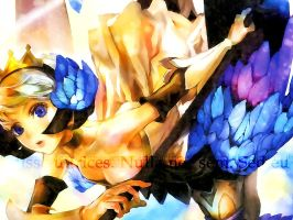 Odin Sphere Wallpaper by MechaBerry