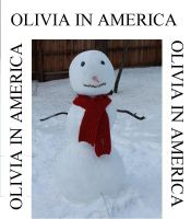 snow man red lips by tightcupcakes