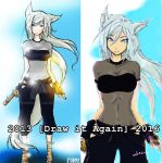 Draw It Again 2013 and 2016 by DinDeen