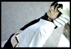 Ulquiorra Cosplay - Glare by a-Pumpkin