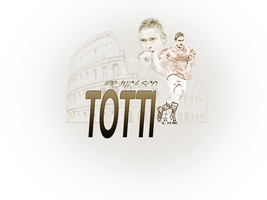 Totti by juventino11